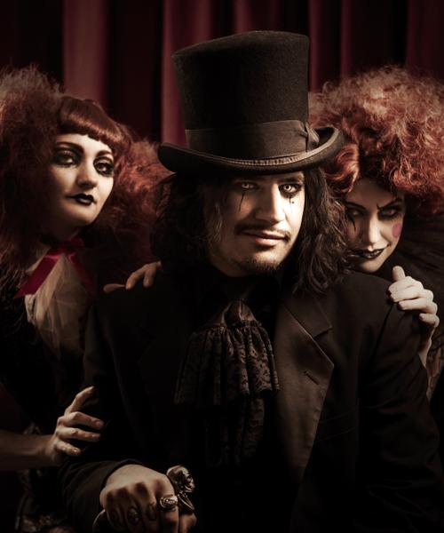 Beelden scarezones CircusCarnivale - Leuke Halloween activiteiten en uitstappen met kinderen